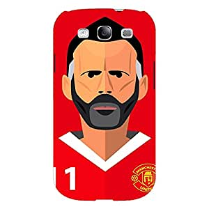 Jugaaduu Manchester United Ryan Giggs Back Cover Case For Samsung Galaxy Grand Duos I9082