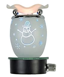 Lamps of Aroma - Plug in Aroma Lamp - Snowman