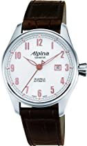 Alpina Aviation Mens Watch AL-525SCR4S6