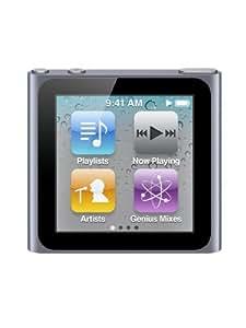 Apple iPod nano - Reproductor MP3 (pantalla multitáctil),color verde