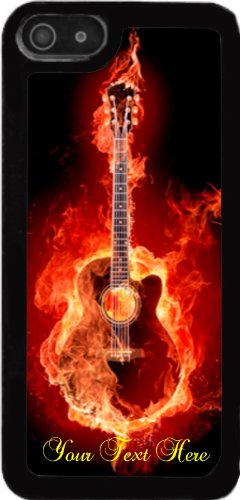 Iphone 5,5S, Electric Guitar Cover For Music Teacher, Student, Player Or Just A Fan