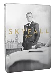 Skyfall - Édition limitée combo métal collector (Blu-Ray + DVD + 8 cartes postales) [Blu-ray]