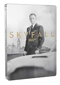 Skyfall - Édition limitée combo métal collector (Blu-Ray + DVD + 8 cartes postales) [Blu-ray] [Édition Collector Limitée boîtier SteelBook - Combo Blu-ray + DVD + Cartes]