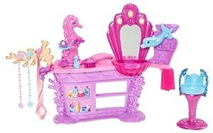 Barbie The Pearl Princess Mermaid Salon Playset
