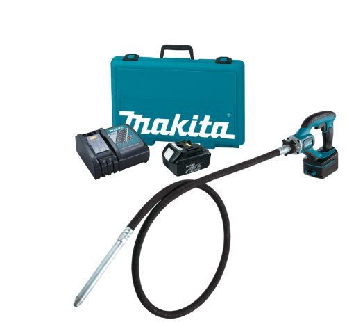 Buy Bargain Makita XRV02 18-volt LXT Concrete Vibrator Kit, 8-Feet