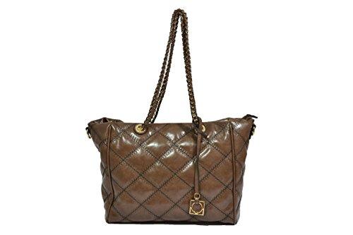 Melluso accessori Borsa donna cioccolato M10050