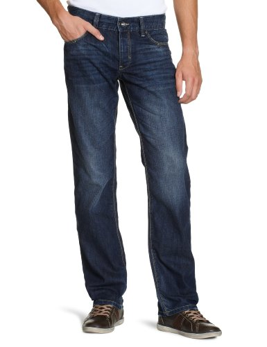 edc by Esprit Men's Loose-Fit Jeans Blue W29 x L34