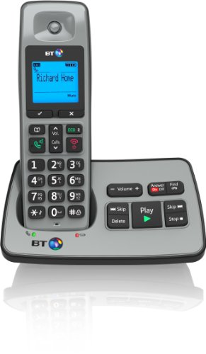 BT 2500 Cordless DECT Phone with Answer Machine Reviews