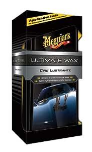 Meguiar's G18216F Cire Lustrante Ultimate Wax