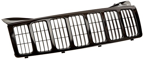 OE Replacement Jeep Cherokee/Wagoneer Grille Assembly (Partslink Number CH1200283) (Jeep Cherokee Grille compare prices)