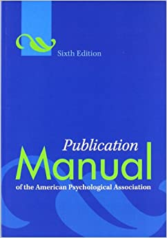 american psychological association the need for American psychological association (apa) documentation m this handout begins with general guidelines about the parts of a paper you need to document.