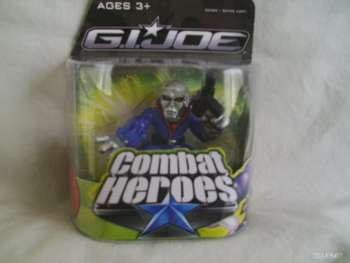 G.I.Joe The Rise of Cobra Combat Heroes Destro