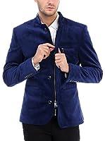 ZZ_RNT23 Americana Hombre (Azul)
