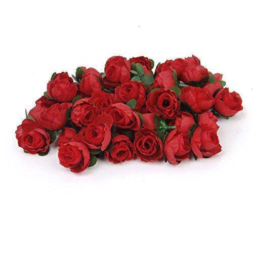 winomo-seiden-rosen-blute-50-3cm-kunstliche-rosen-blume-kopfe-hochzeit-dekoration-rot