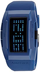 Fastrack Casual Digital Black Dial Mens Watch - 38014PP02J