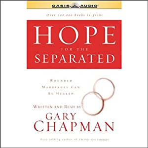 Hope for the Separated Audiobook