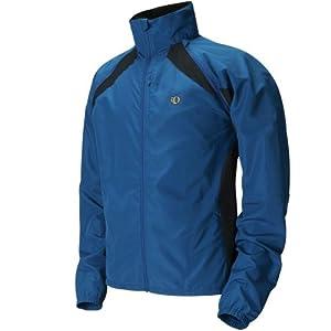 Pearl Izumi Men's Vagabond II Jacket (Water Blue/ Black) - S