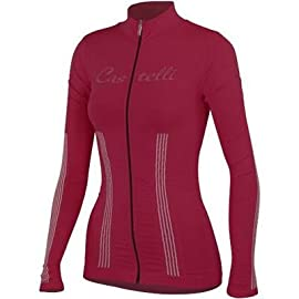 Castelli 2012/13 Women's Liberta FZ Long Sleeve Cycling Jersey - A12529