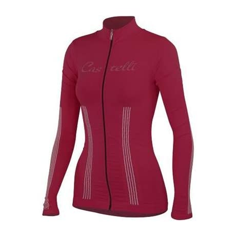 Castelli 2012/13 Women's Liberta FZ Long Sleeve Cycling Jersey - A12529