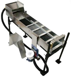 "Amazon.com : 6"" Mini Power Sluice & Set Up Kit - Gold Mining Equipment"