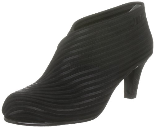 United Nude Women's Fold Mid Black Ankle Boots 480810133A11 5 UK