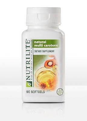 Nutrilite® Natural Multi Carotene - 90 Count 90 Softgels