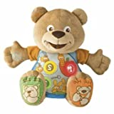 Delightful Chicco Teddy Count With Me - Cleva Edition ChildSAFE Door Stopz Bundle