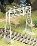 Bachmann Trains Signal Bridge - Silver
