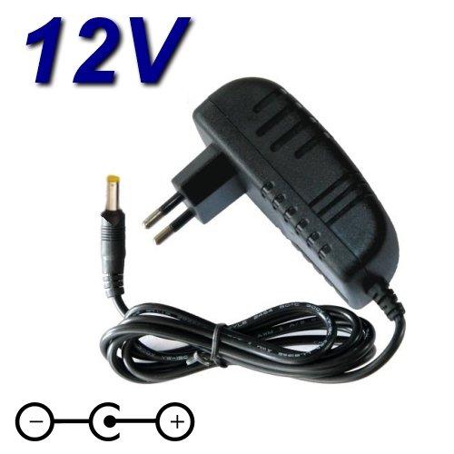"""Adaptateur Secteur Alimentation Chargeur 12V pour Lecteur DVD Portable SONY DVP-FX780 7"""""""