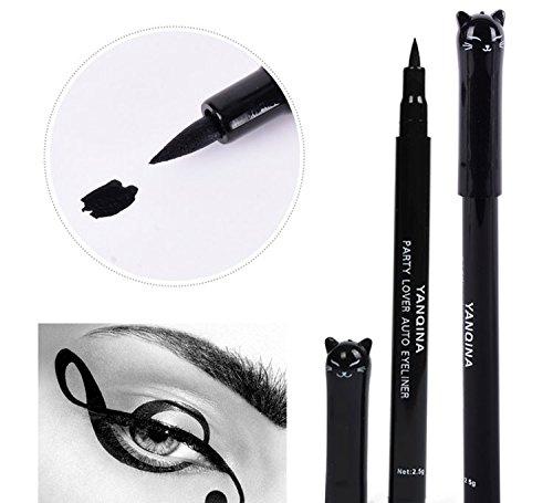 cat-style-black-eyeliner-liquid-waterproof-longlasting-beauty-eye-liner-pen-pencil-makeup-cosmetic-t