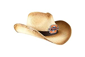NCAA Oklahoma State Cowboys Women's Cowboy Hat, Ombre