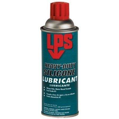 LPS Labs 01516 Heavy-Duty Silicone Lubricant - 13 oz Aerosol
