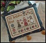 img - for Liberty Belles Cross Stitch Chart book / textbook / text book