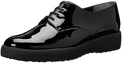 Robert Clergerie Feydoj, Chaussures de ville femme - Noir (Vernis Noir), 38 EU