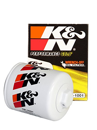 K&N HP-1001 Performance Wrench-Off Oil Filter (Oil Filter For Chevy Malibu 2003 compare prices)