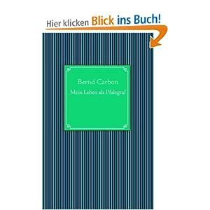 eBook Cover für  Mein Leben als Pfalzgraf