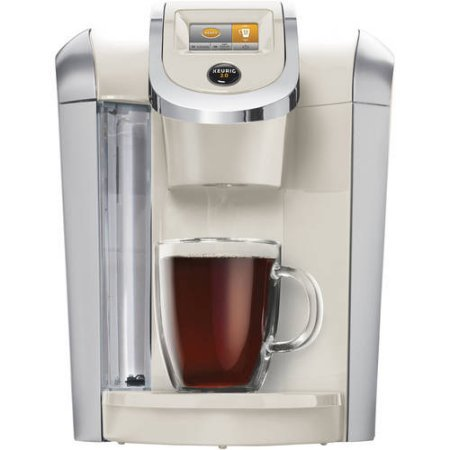 Keurig K425 Coffee Maker/Color: Sandy Pearl