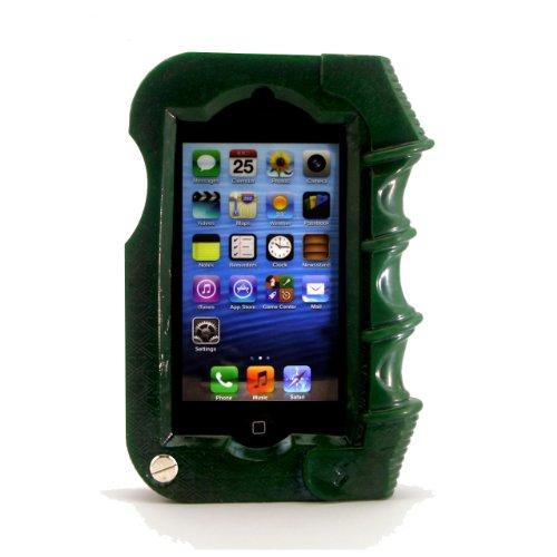 Best Price Shockcase Green Pistol Grip iPhone 5 Case