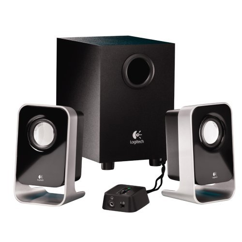 Consumer Electronic Products Logitech Ls21 2.1 Stereo Speaker System Supply Store