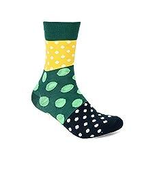 Life In Slow Motion Men's Colorful Socks