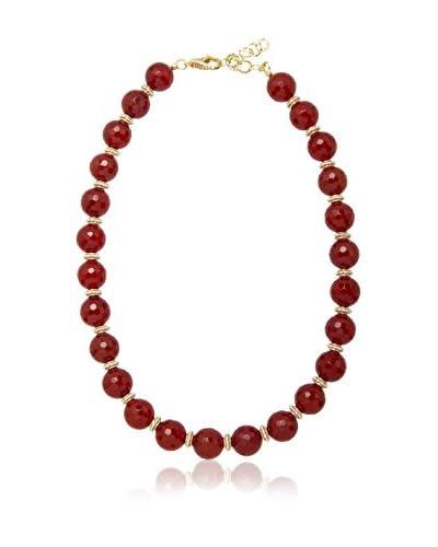 ETRUSCA Collar  Rojo