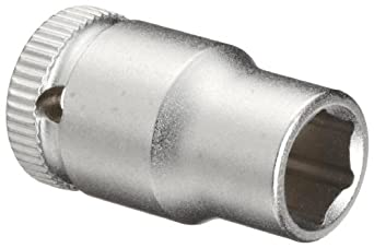 "Wera Zyklop 8790 HMA 1/4"" Socket, Hex head 9/32"" x Length 23mm"