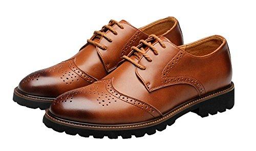 Women Oxford leather shoes E232 (9 B(M)US, A)