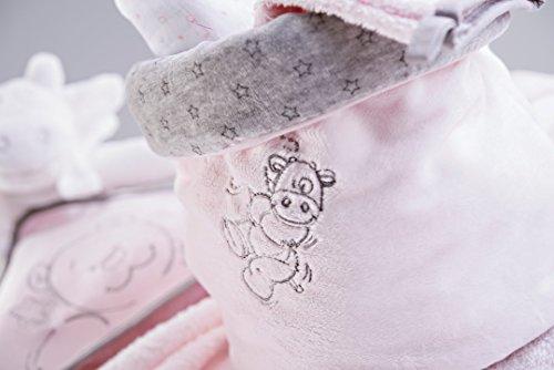 Noukie's Beauty Case Fourre-Tout Poudre d'Etoiles Rose