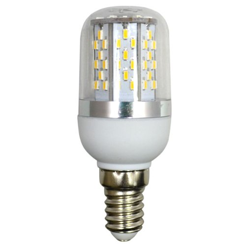 Zono® High Quality Dimmable E14 4W 78 3014 Smd Led Corn Light Bulb Lamp W/ Transparent Plastic Cover