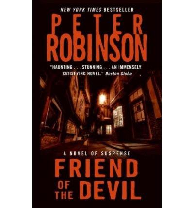 Friend Of The Devil (Inspector Banks, #17)