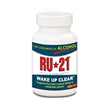 buy Wholesale Ru-21 Alcohol Metabolism Supplement - 120 Tablets, [Health Supplements, Detox/Cleanse]