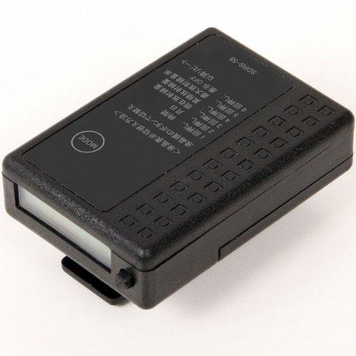 デジタル放射線測定器 ガイガーカウンター コンパクト SDRDS58