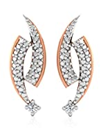 Vittoria Jewels Pendientes  Metal Rosado