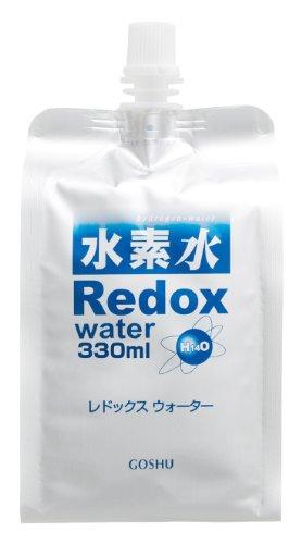五洲薬品 水素水レドックスウォーター 330ml×24袋
